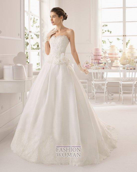 Коллекция свадебных платьев Aire Barcelona 2015 фото №87
