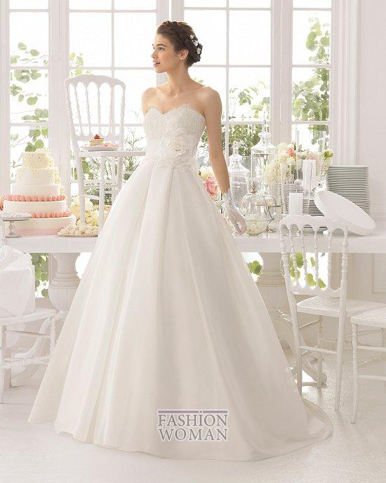 Коллекция свадебных платьев Aire Barcelona 2015 фото №88