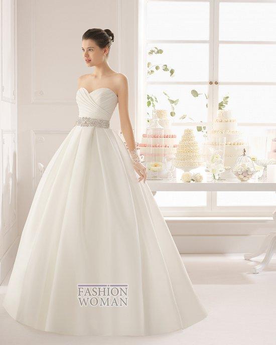 Коллекция свадебных платьев Aire Barcelona 2015 фото №89