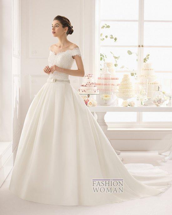 Коллекция свадебных платьев Aire Barcelona 2015 фото №90