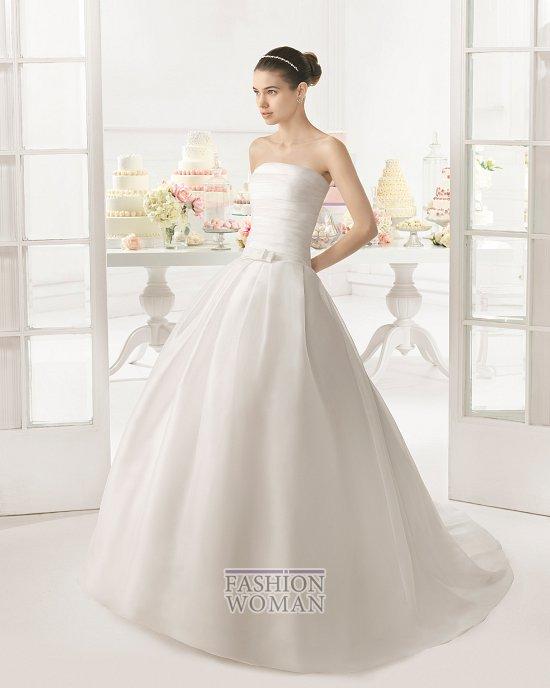 Коллекция свадебных платьев Aire Barcelona 2015 фото №91