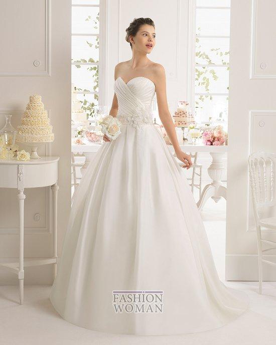 Коллекция свадебных платьев Aire Barcelona 2015 фото №92