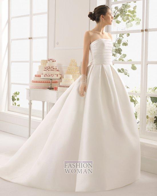 Коллекция свадебных платьев Aire Barcelona 2015 фото №94