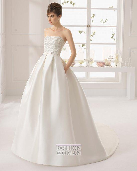 Коллекция свадебных платьев Aire Barcelona 2015 фото №95