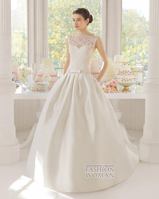 Коллекция свадебных платьев Aire Barcelona 2015 фото №96