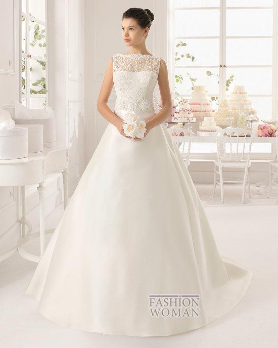 Коллекция свадебных платьев Aire Barcelona 2015 фото №97