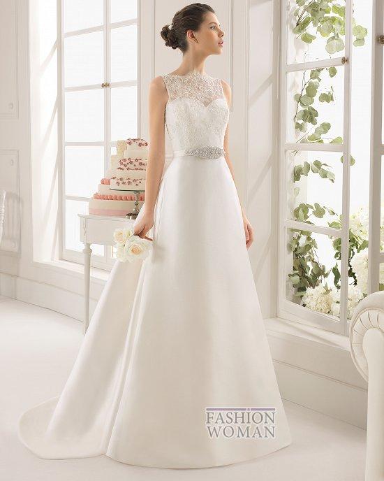 Коллекция свадебных платьев Aire Barcelona 2015 фото №98
