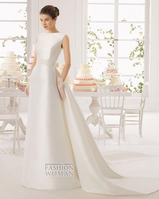 Коллекция свадебных платьев Aire Barcelona 2015 фото №99