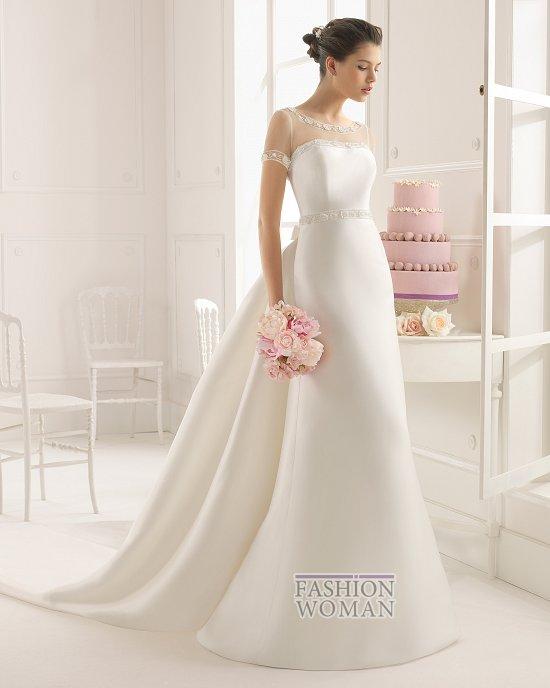 Коллекция свадебных платьев Aire Barcelona 2015 фото №100