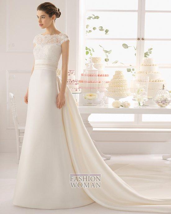 Коллекция свадебных платьев Aire Barcelona 2015 фото №101