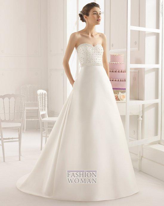 Коллекция свадебных платьев Aire Barcelona 2015 фото №102