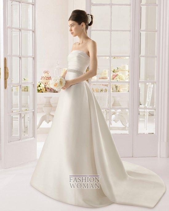 Коллекция свадебных платьев Aire Barcelona 2015 фото №103