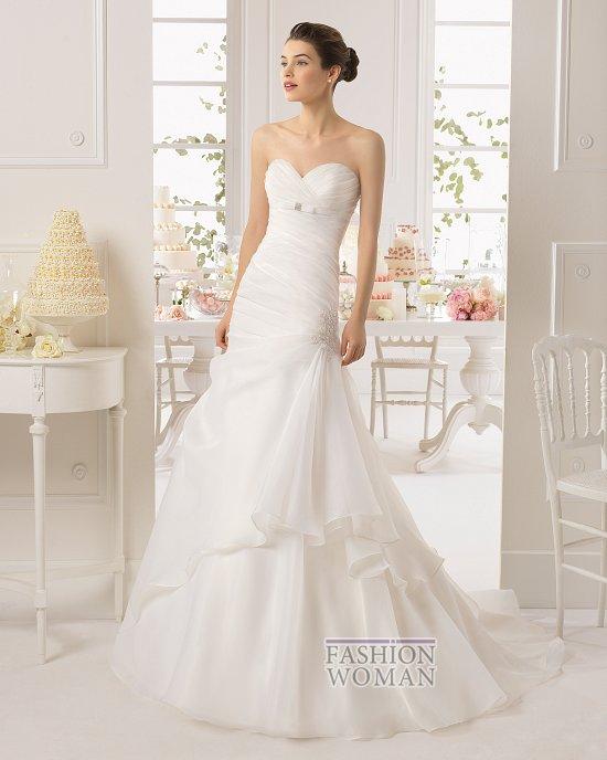 Коллекция свадебных платьев Aire Barcelona 2015 фото №106