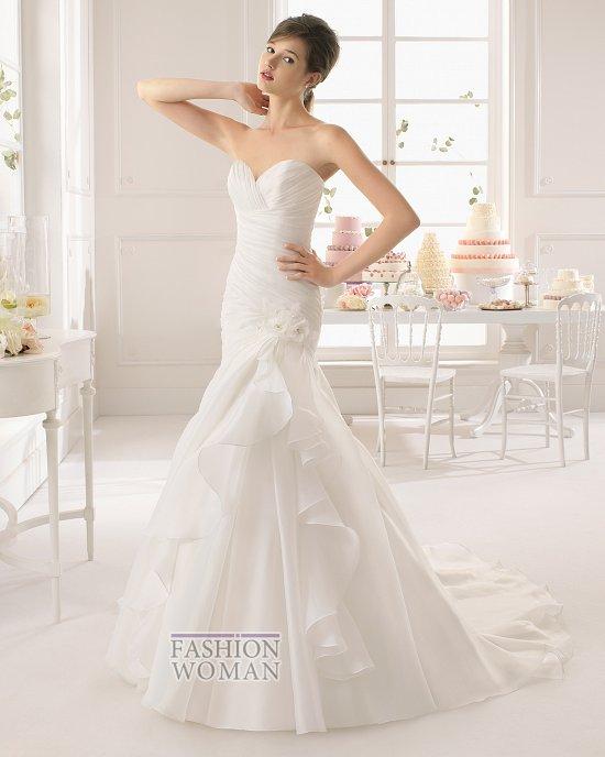 Коллекция свадебных платьев Aire Barcelona 2015 фото №107