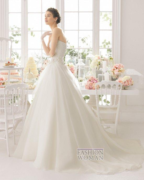 Коллекция свадебных платьев Aire Barcelona 2015 фото №109