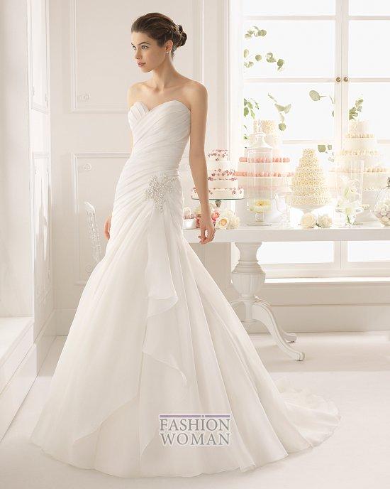 Коллекция свадебных платьев Aire Barcelona 2015 фото №110