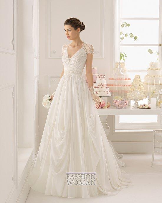 Коллекция свадебных платьев Aire Barcelona 2015 фото №111