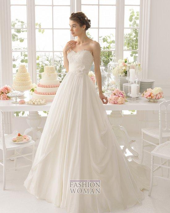 Коллекция свадебных платьев Aire Barcelona 2015 фото №112