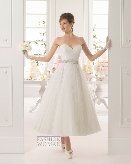 Коллекция свадебных платьев Aire Barcelona 2015 фото №113