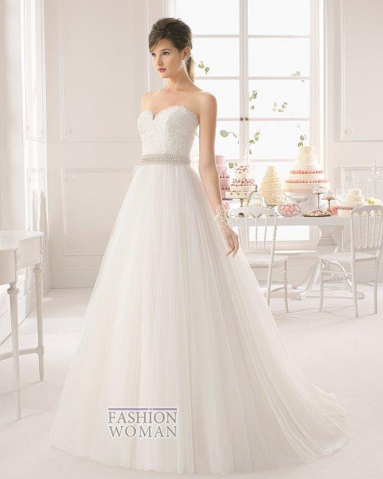 Коллекция свадебных платьев Aire Barcelona 2015 фото №114