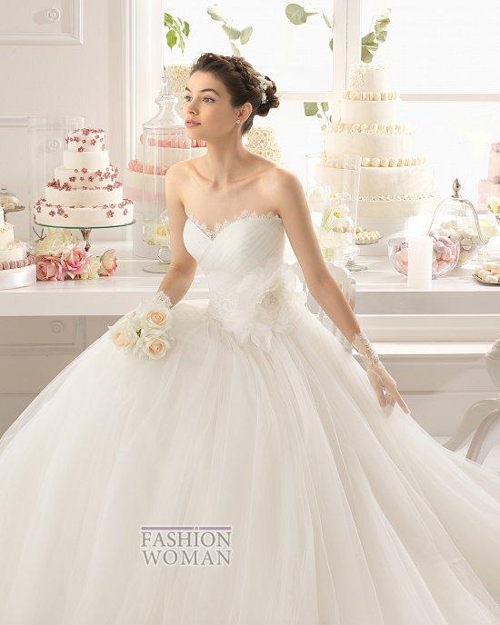 Коллекция свадебных платьев Aire Barcelona 2015 фото №115