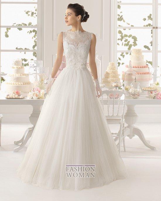 Коллекция свадебных платьев Aire Barcelona 2015 фото №116