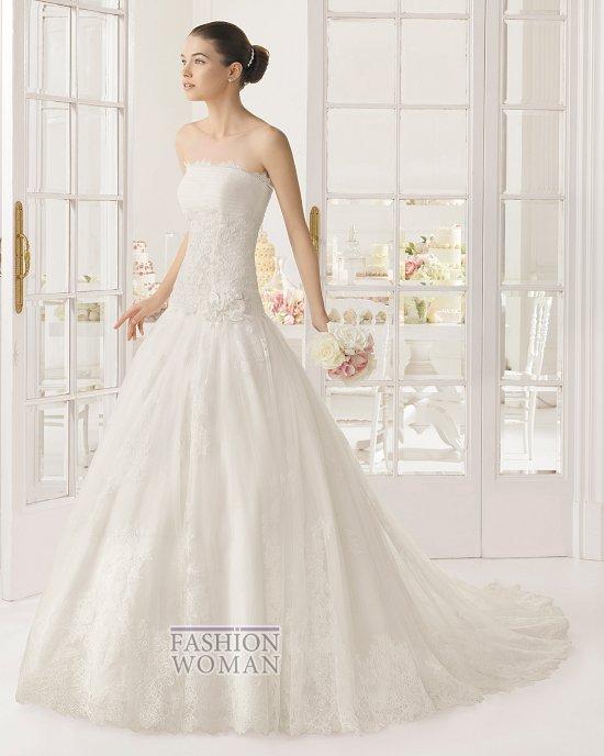 Коллекция свадебных платьев Aire Barcelona 2015 фото №117