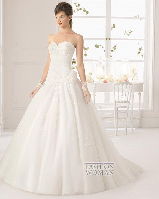 Коллекция свадебных платьев Aire Barcelona 2015 фото №118