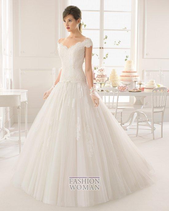 Коллекция свадебных платьев Aire Barcelona 2015 фото №119