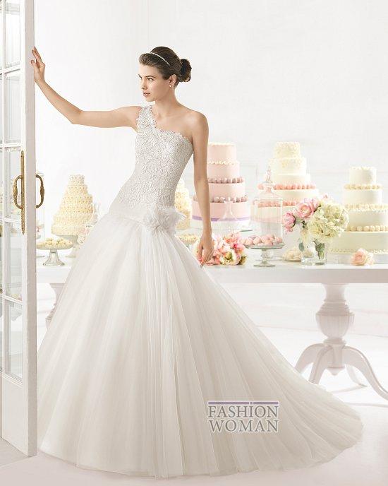 Коллекция свадебных платьев Aire Barcelona 2015 фото №120