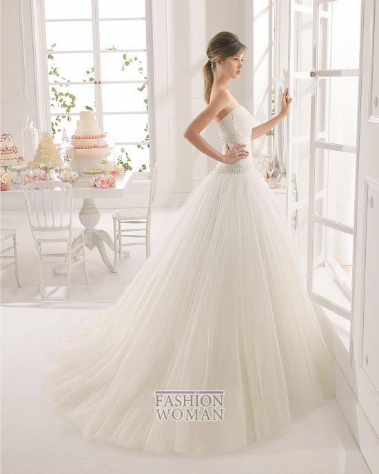 Коллекция свадебных платьев Aire Barcelona 2015 фото №121