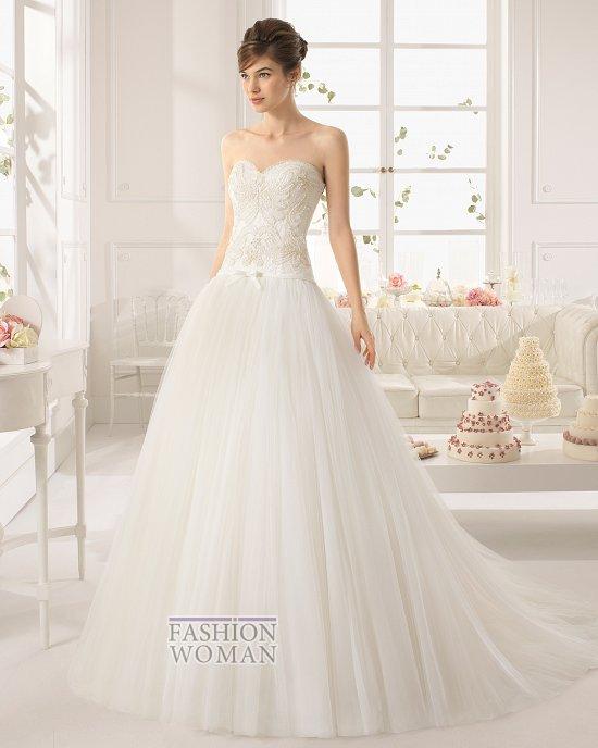 Коллекция свадебных платьев Aire Barcelona 2015 фото №122