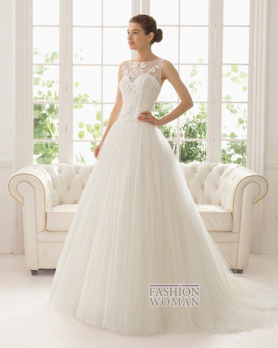 Коллекция свадебных платьев Aire Barcelona 2015 фото №123