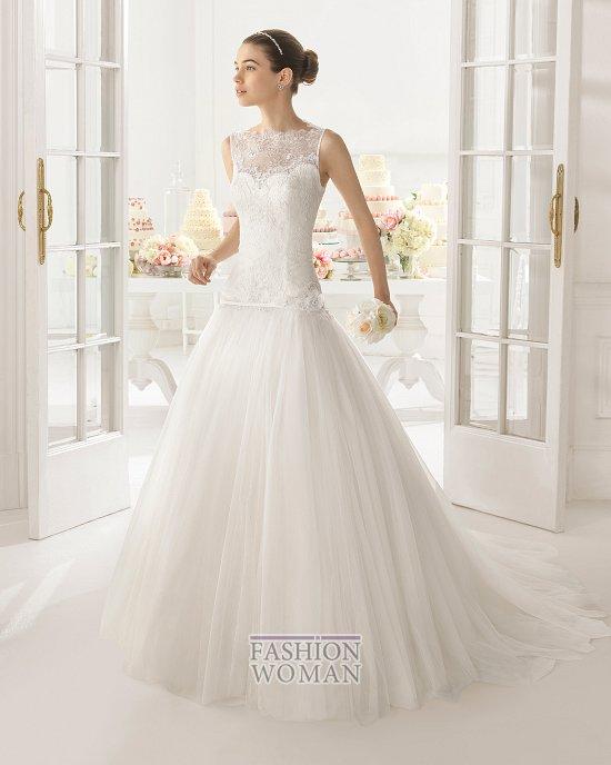 Коллекция свадебных платьев Aire Barcelona 2015 фото №124