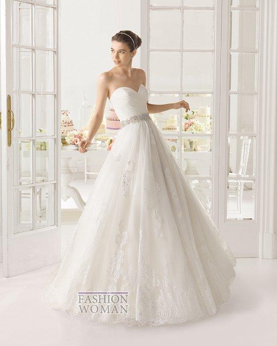 Коллекция свадебных платьев Aire Barcelona 2015 фото №125