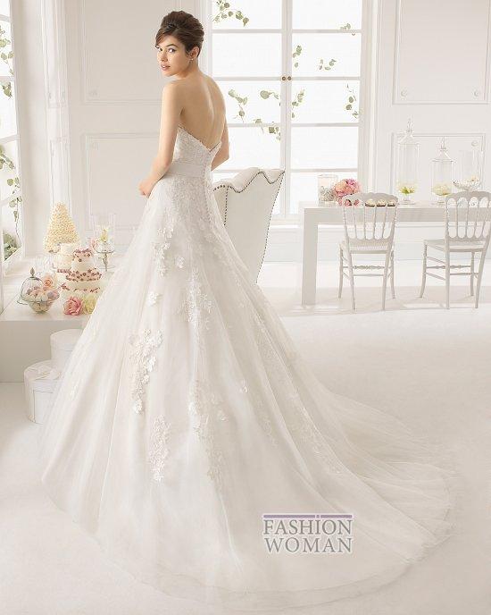 Коллекция свадебных платьев Aire Barcelona 2015 фото №126
