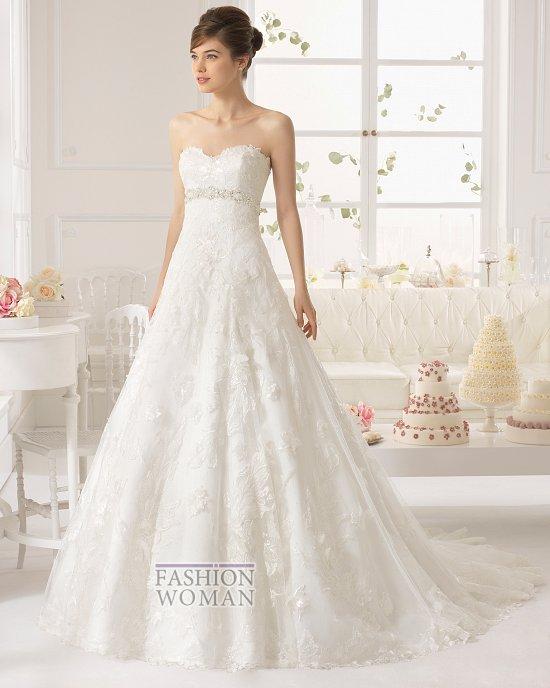 Коллекция свадебных платьев Aire Barcelona 2015 фото №127