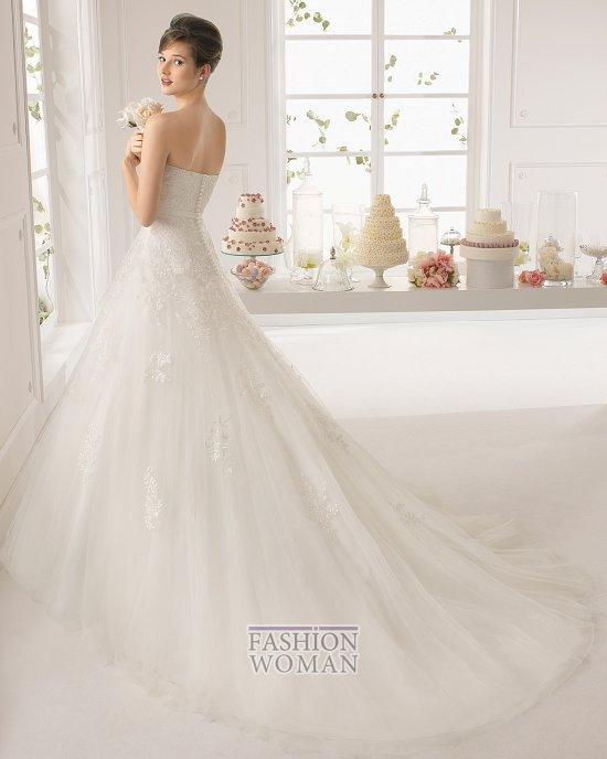 Коллекция свадебных платьев Aire Barcelona 2015 фото №128