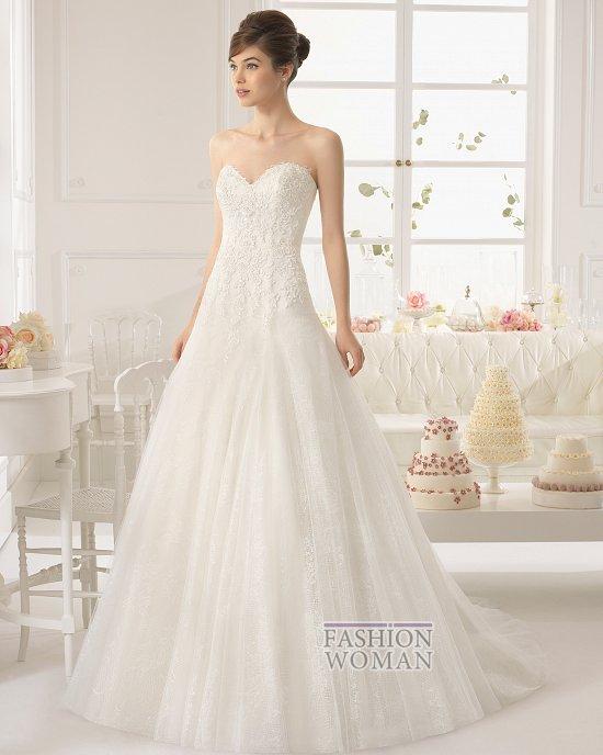 Коллекция свадебных платьев Aire Barcelona 2015 фото №129