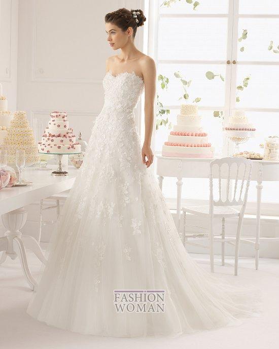 Коллекция свадебных платьев Aire Barcelona 2015 фото №130