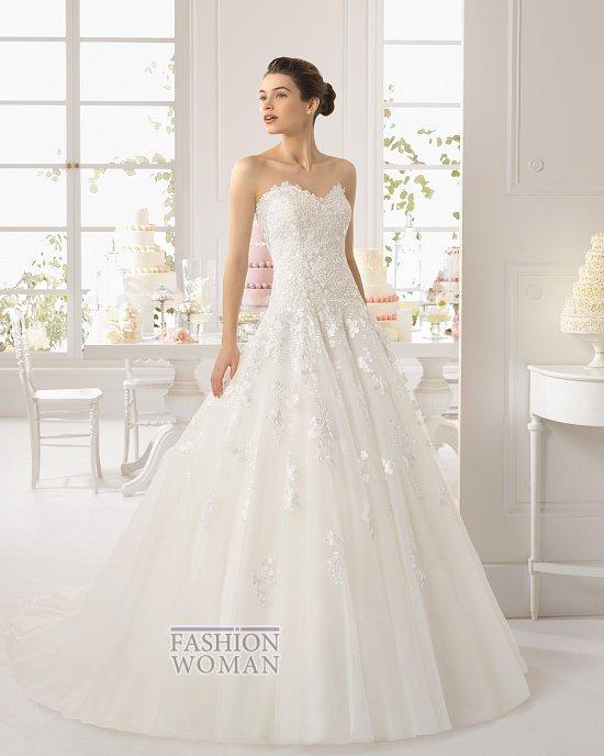 Коллекция свадебных платьев Aire Barcelona 2015 фото №131