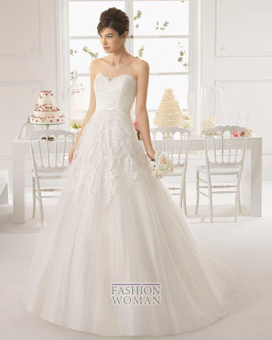 Коллекция свадебных платьев Aire Barcelona 2015 фото №133