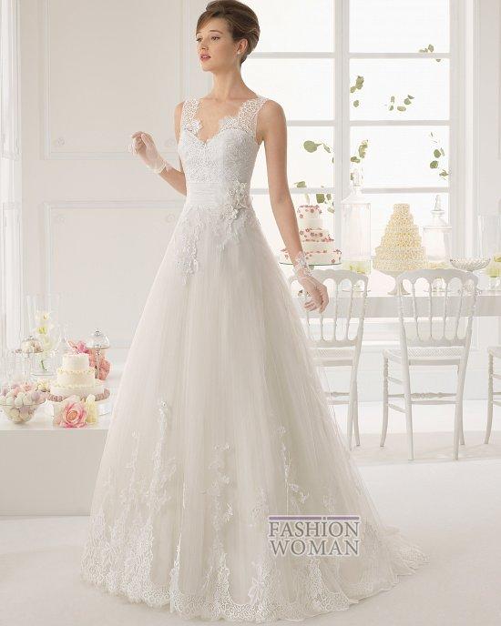 Коллекция свадебных платьев Aire Barcelona 2015 фото №134