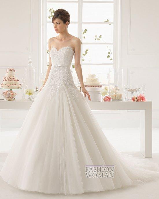 Коллекция свадебных платьев Aire Barcelona 2015 фото №135