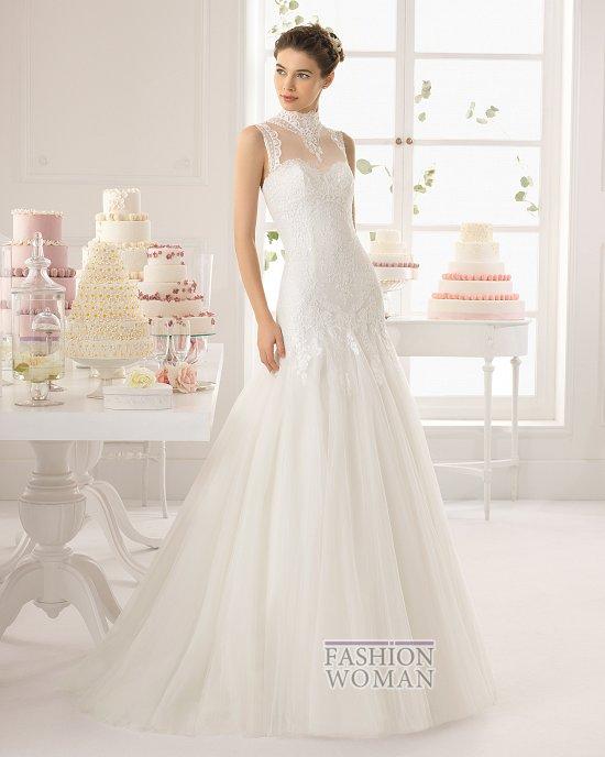 Коллекция свадебных платьев Aire Barcelona 2015 фото №136