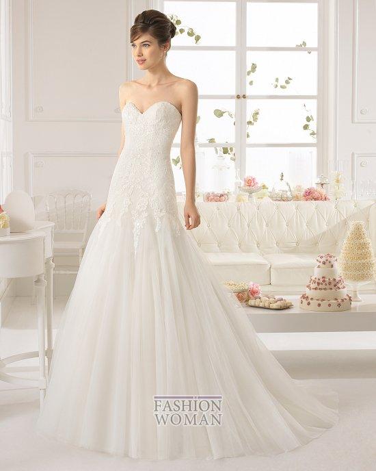 Коллекция свадебных платьев Aire Barcelona 2015 фото №137