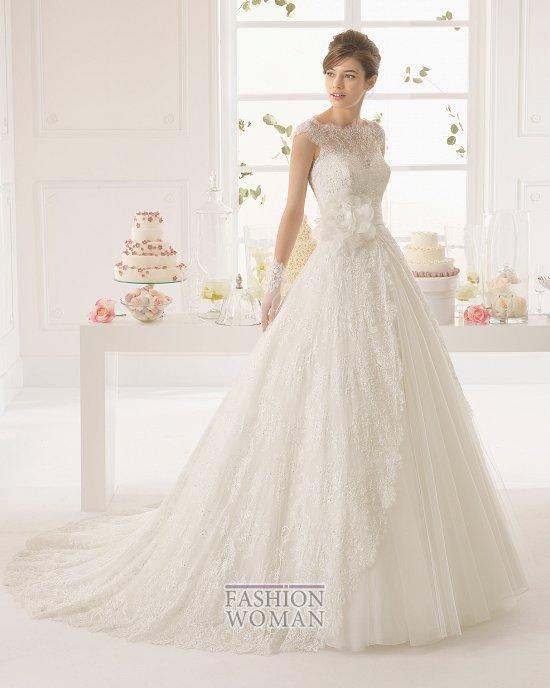 Коллекция свадебных платьев Aire Barcelona 2015 фото №138