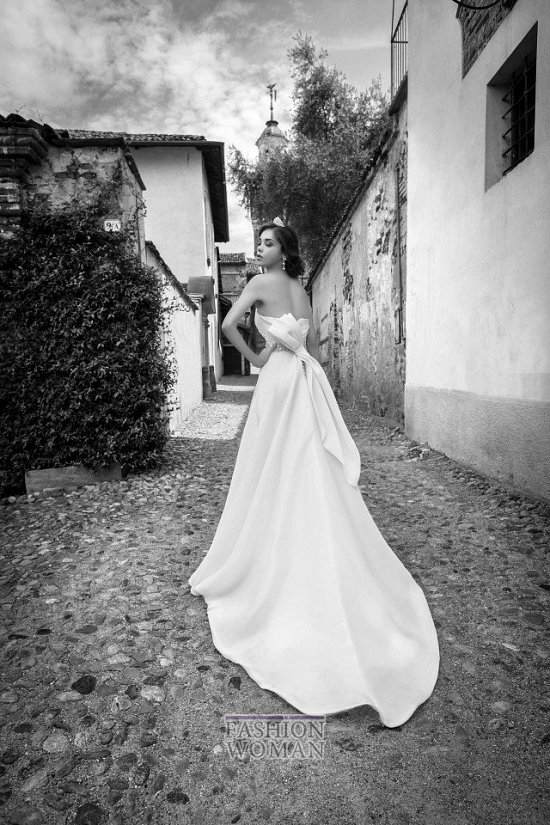 Коллекция свадебных платьев Alessandra Rinaudo 2015 фото №3