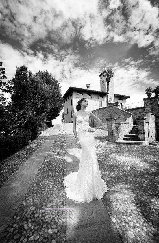 Коллекция свадебных платьев Alessandra Rinaudo 2015 фото №4