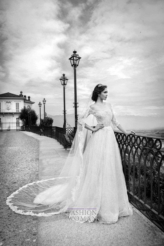 Коллекция свадебных платьев Alessandra Rinaudo 2015 фото №5